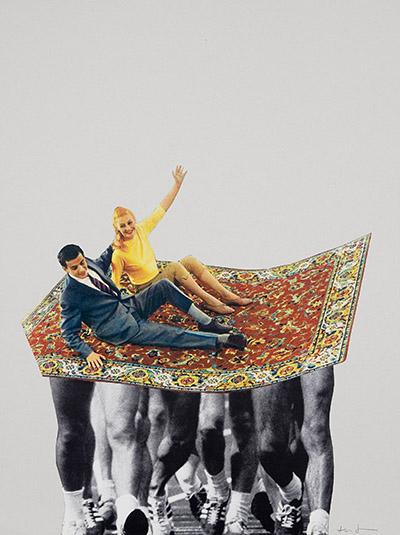 magic carpet ride [2010] Theo Bleckmann