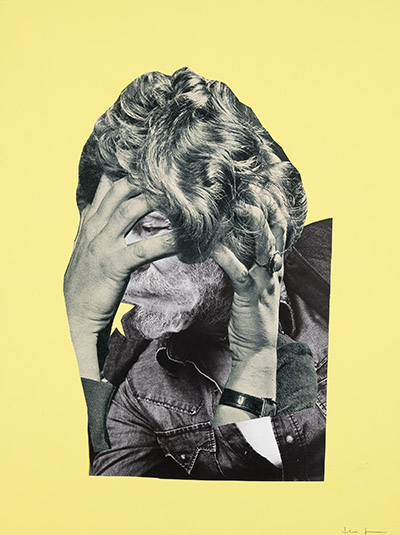 Collage by Theo Bleckman